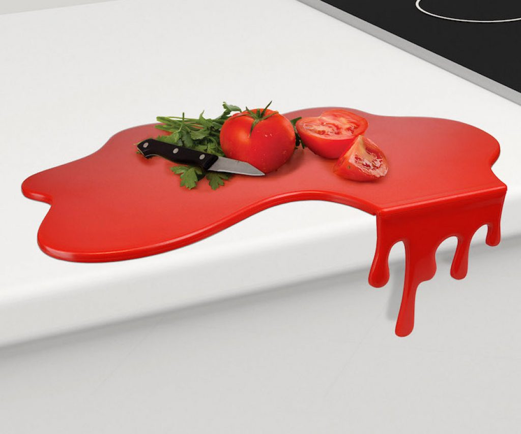 Blood Pool Chopping Board