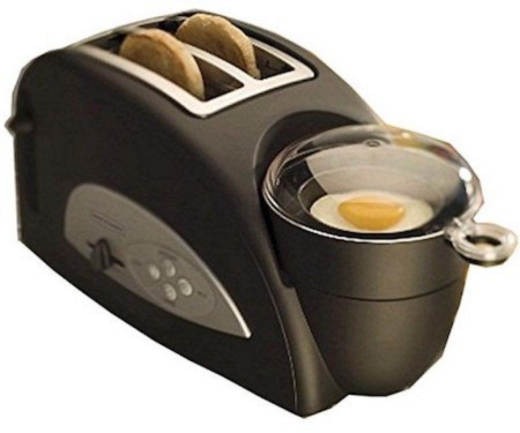 Egg Poaching Toaster