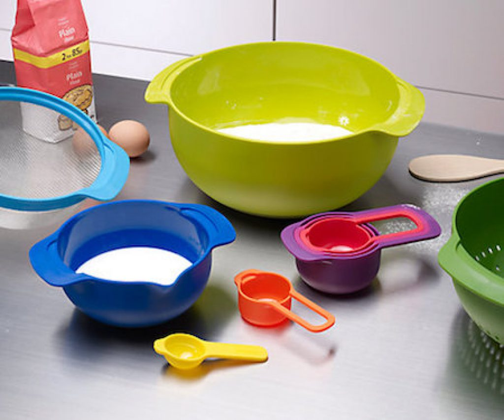 Nesting Food Preparation Set