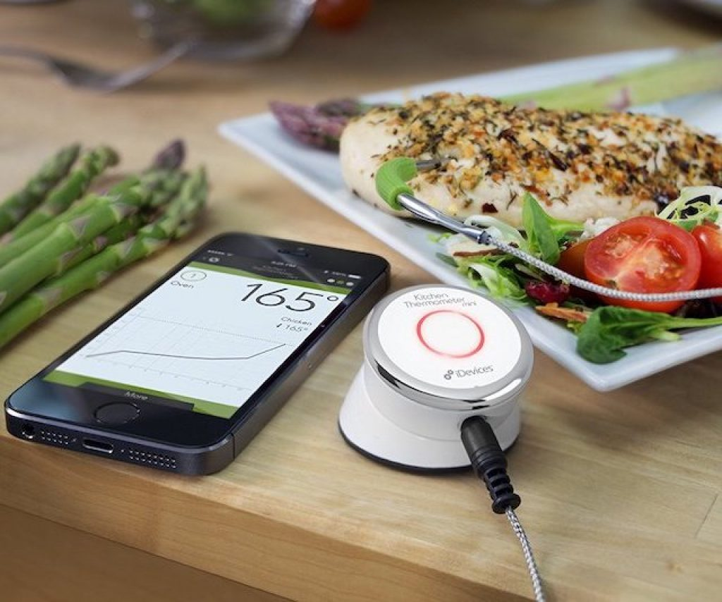 Bluetooth Cooking Thermometer