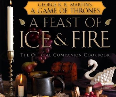 Official Game Of Thrones Cookbook