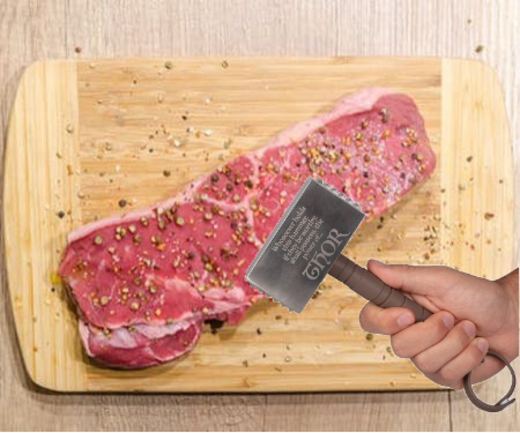 Thor's Meat Hammer