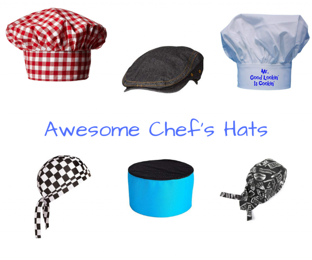Types of Chef's Hats
