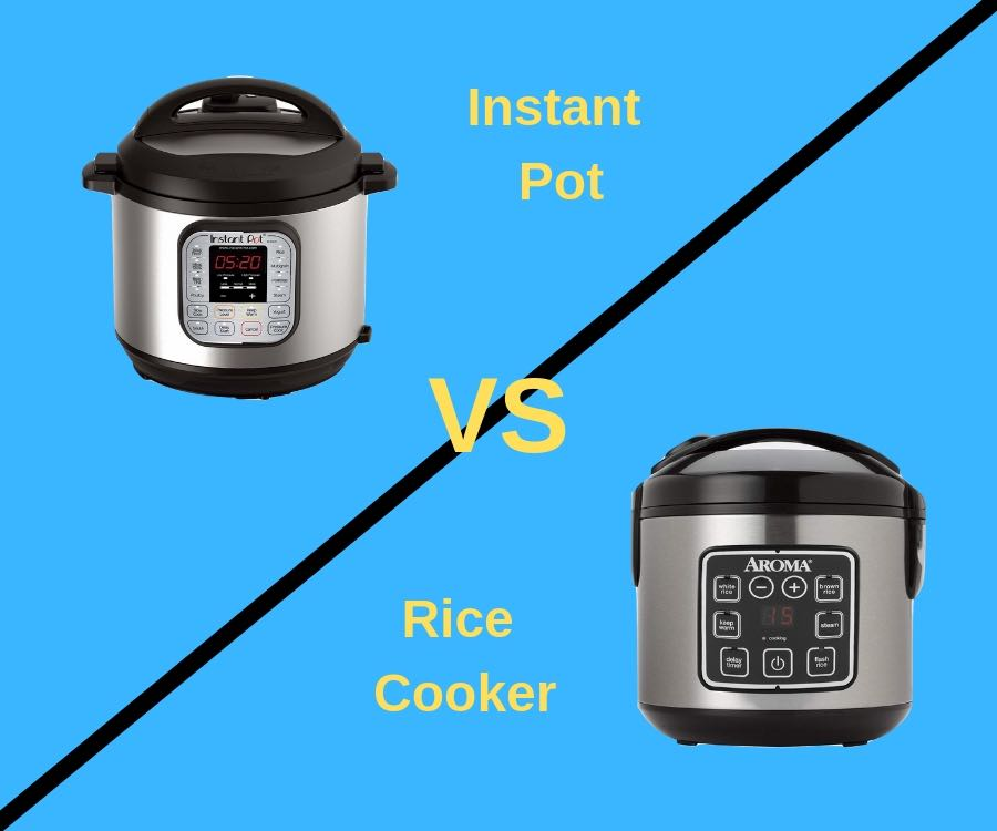 Instant Pot vs Rice Cooker