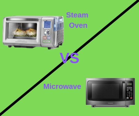 Steam Oven vs Microwave