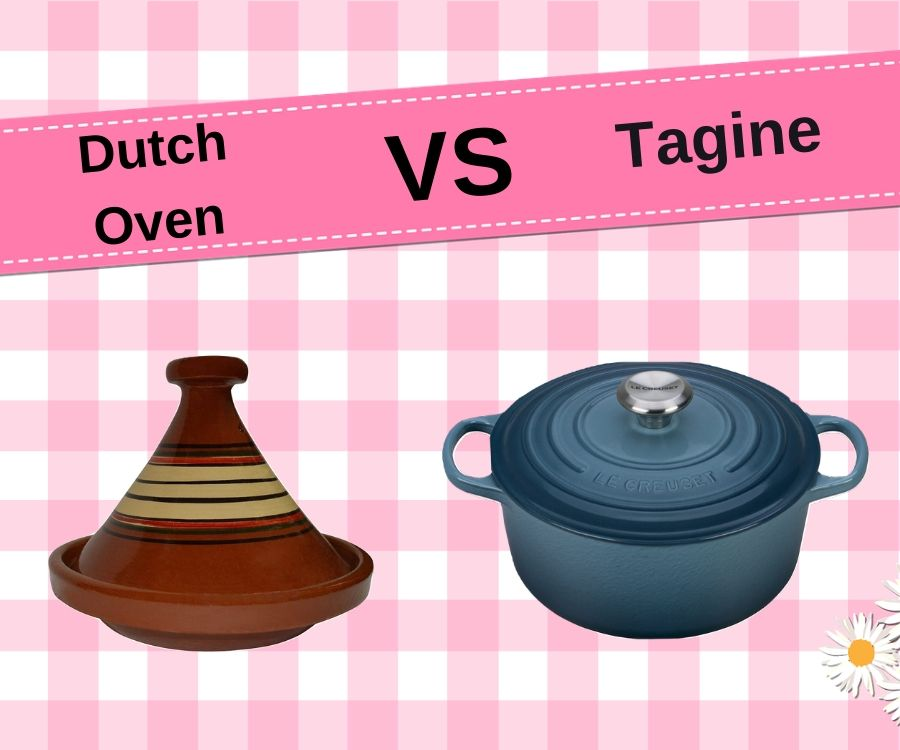 Tagine vs Dutch Oven