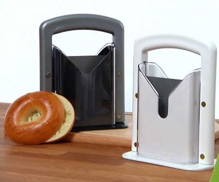 Bagel Guillotine Slicer