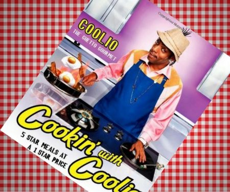 Cookin' With Coolio Cookbook