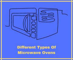 Different Types Of Microwave Ovens