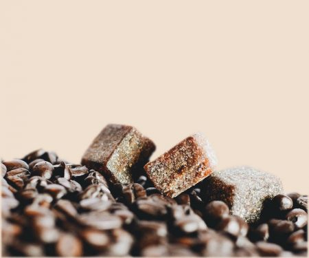 Edible Coffee Cubes