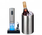 Electric Wine Bottle Opener Gift Set