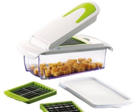 Fruit and Vegetable Dicer and Container