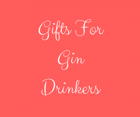 Gifts For Gin Drinkers