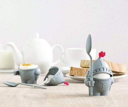 Knight Egg Cup