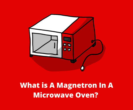 Magnetron In Microwave Oven
