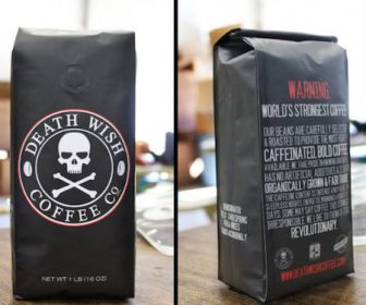The World's Strongest Coffee